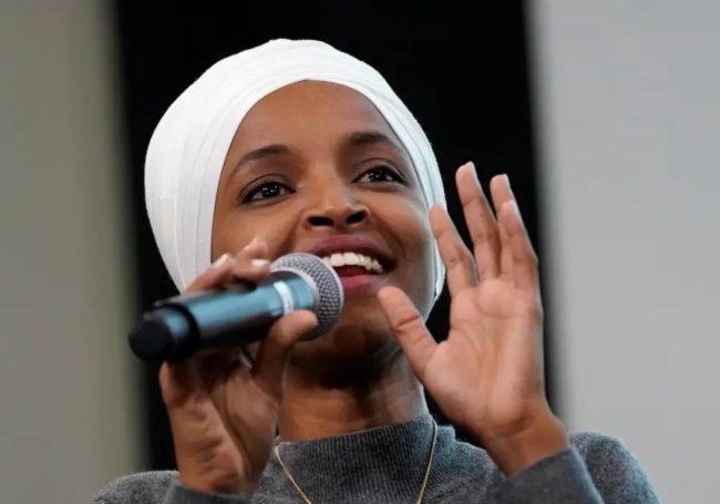 Ilhan Omar praises Breaking the Silence exhibit on 'Occupation in Hebron'