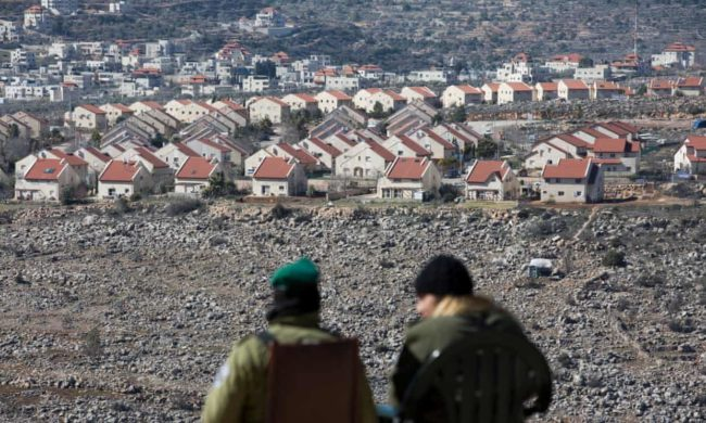 The US policy shift on Israeli settlements will not stop Palestinians persevering