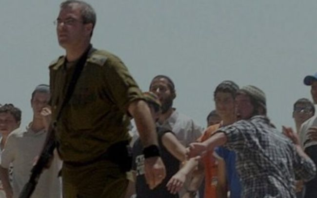 Stop Calling Violent Settlers Bad Apples. They Are The Inevitable Outcome Of Occupation