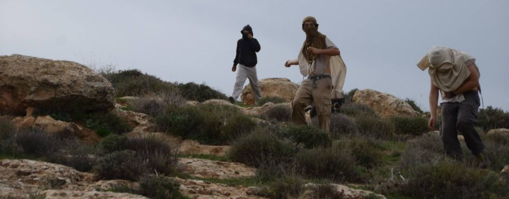 Settler Violence in the Occupied Territories